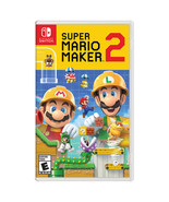 Super Mario Maker 2 - Nintendo Switch Game - new (co) - $71.27