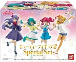 Nuevo BANDAI Star Twinkle Bonito Cure Cutie Figure2 Especial Set [1BOX] - $64.13