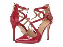 Michael Michael Kors Women Catia Patent Leather Pumps Size 8 - $108.89
