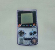 Nintendo Gameboy Color Console Mario Jasco Limited MGB-001 GBP From Japan - $124.20