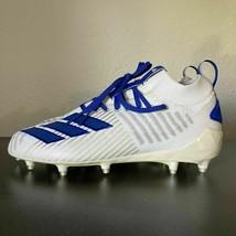 Adidas SM Adizero 8.0 Primeknit Football Cleats EE9956 Men's Size 10.5 - $74.79