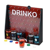 Drink Shot Drinking Party Game Get Together Fun Entertainment Board Game... - $54.17