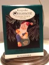 Hallmark Ornament - Rudolph's Helper - 1996 - QXC4171 - $3.95
