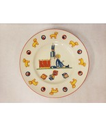 """Vintage Tiffany Toys by Tiffany & Co Toy Soldier Doll Drum Child Plate 7"""" - $19.79"""