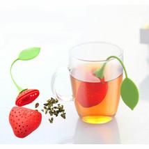 Strawberry Silicone Tea Infuser - $7.92
