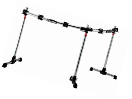 Gibraltar GRS-850DBL Curved Double-Bass Rack - $378.07