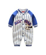 "Baseball Daddy""s Jumpsuit Body Baby Boy Clothes 1st birthday Bodysuit In... - $21.90"