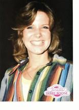 Debby Boone teen magazine pinup clipping bright shirt nice teeth Tiger Beat Bop