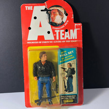 1983 Galoob A-TEAM Action Figure Vintage Moc Templeton Peck Face Master Disguise - $163.35