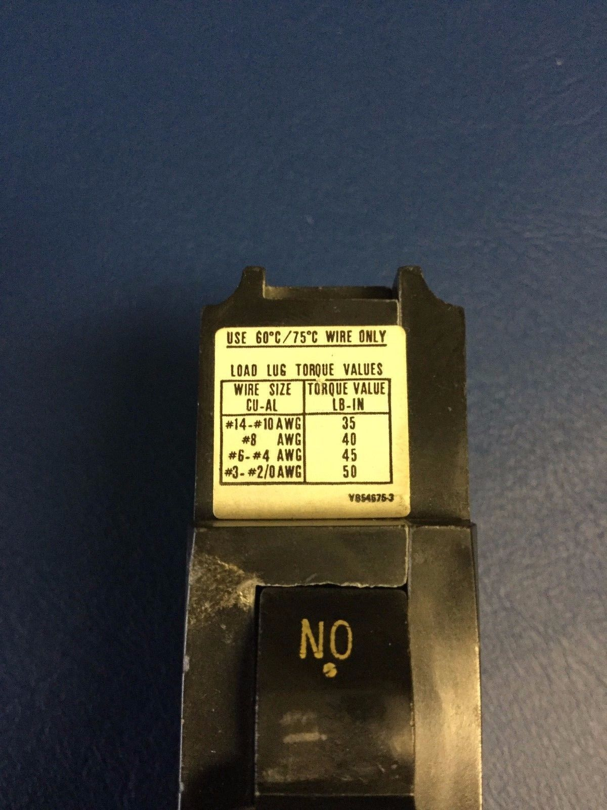 20 amp federal pacific fpe stab lok hacr and 48 similar items 20 amp federal pacific fpe stab lok hacr type circuit breaker keyboard keysfo Image collections
