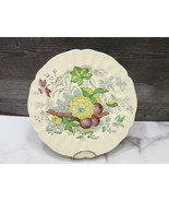 "Royal Doulton The Kirkwood D5130 Multi Color Dinner Plate 10.25"" - $15.84"