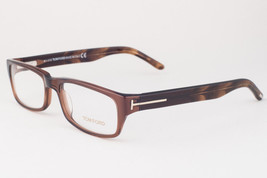 Tom Ford 5130 050 Brown Eyeglasses TF5130 050 54mm - $165.62