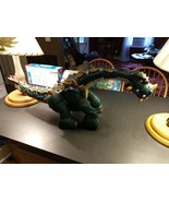 Spike Ultra Dinosaur ONLY Fisher Price Imaginext Untested Needs Batterie... - $49.50