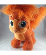 Build A Bear Disney Princess Orange Cat Ariel's Palace Pet TREASURE Kitt... - $13.06