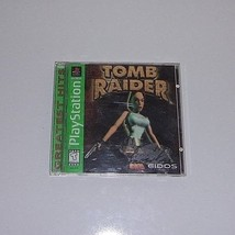 Tomb Raider - Featuring Lara Croft (Sony PlayStation 1, 1996) - $7.16