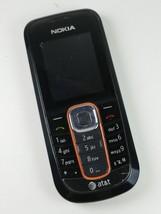 Nokia Classic 2600 Black AT&T Cellular Phone - $7.83