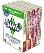 THE SIMS 3 BOX SET (VIDEO GAME ACCESSORIES) [video game] - $10.99