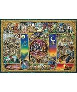 Tenyo Disney Character World World's Smallest Jigsaw Puzzle (1000 Piece) - $21.65