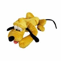 "Disney Store exclusive Pluto Plush Stuffed Animal Medium 15"" - $18.61"