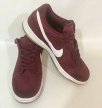 EUC Nike Vintage Maroon Skateboarding Men's Sneaker Size 9.5 - $28.71