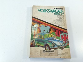 1970-1977 Chilton's Volkswagen Repair and Tune-Up Guide - $14.99