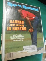 SPORTS ILLUSTRATED Aug.4,1986...... .BANNED IN BOSTON.......FREE POSTAGE... - $8.50