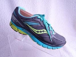 Saucony Guide 7 Women's Running Shoes Sz US 9.5 M (B) EU 42 Blue  Running Shoes - $29.57