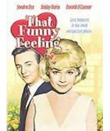 NEW DVD That Funny Feeling WIDE: Sandra Dee Bobby Darin Donald O'Connor ... - $10.34