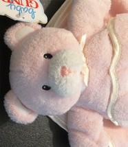 "Rare NWT Gund My First Teddy Bear 7-3/4""  Pink Retired #58221 NEWBORN Baby  - $29.88"