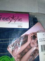 Freestyle Revolution Girls' Big Jade Jegging Jean, Dark, Dark Wash,Size 4 Sealed image 5