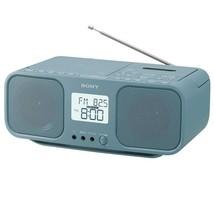 SONY CD Radio Cassette Recorder CFD-S401 Karaoke Blue Gray - $220.77