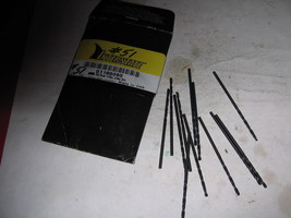 Interstate, # 51 Drill Bits (QTY 12) - $9.99