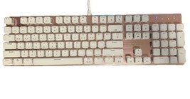 Qsenn ARES-Q150 Korean English Gaming Keyboard Brown Switch USB Wired LED image 2