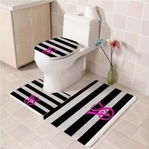 Hot Victoria's_Secret222 Toilet Set Anti Slip Good For Decoration Your Bathroom  - $20.09