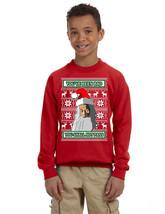 Kids Youth Sweatshirt You Shall Not Pass Ugly Christmas Top Xmas Gift - $28.94
