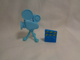 Mattel Polly Pocket Replacement Blue Movie Projector Accessories / Parts - $1.96