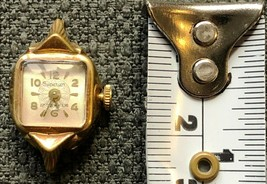 Vintage Superior 17 Jewels Women's Watch - Functional - No Strap - $10.55
