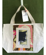 Small Cat Art Tote Bag - Homer Side - $20.00