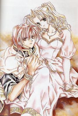 Worldend, by Tooko Miyagi, Japanese Anime Artbook Color Manga