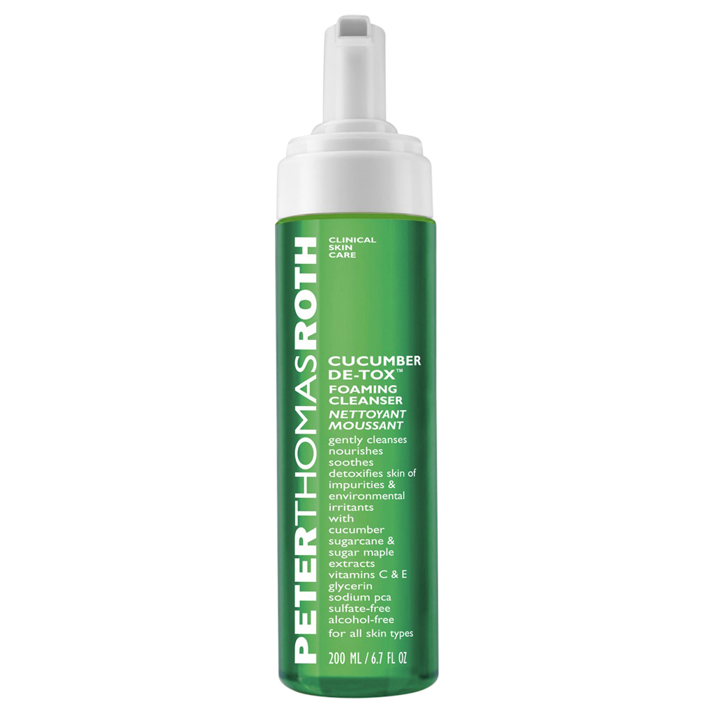 Peter Thomas Roth Cucumber De-Tox Foaming Cleanser 6.7 oz  - $31.59