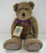 Boyds Bears Travis Jointed Plush Bear J B B EAN 1997 w/ Tags - $36.00