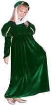 Velours Renaissance Fille Princesse Déguisement Halloween Nip