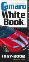 Camaro White Book Antonick, Mike - $23.72