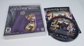 Saints Row IV Commander in Chief for the PS3 PlayStation 3 Used Pre-Owned - $5.94