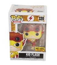 DC Kid Flash #320 Wally West - Funko POP! Heroes Vinyl Toy Figure Hot Topic - $9.88