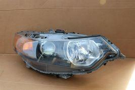 09-14 Acura TSX HID Xenon Headlight Head Light Passenger Right RH image 4