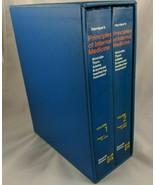 Harrison's Principles of Internal Medicine Vol 1 2 Seventh Edition - $27.24