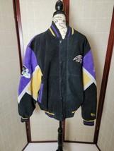 NFL G-III Baltimore Ravens Multi-colored Genuine Leather  Jacket Men's S... - $250.00