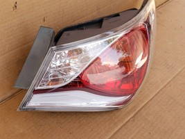 11-15 Sonata Hybrid LED Tail Light Lamp Passenger Right - RH image 2