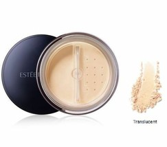 Estee Lauder Perfecting Loose Powder Translucent Full Size .35oz 10g New In Box - $46.50